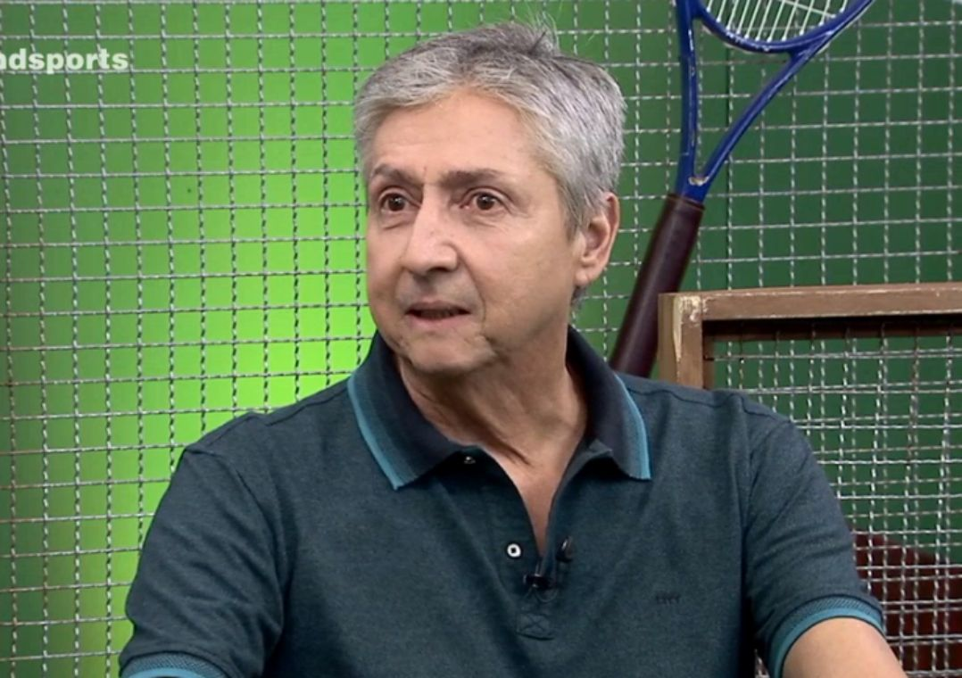 Chiquinho se emociona com adeus de Sharapova: 'História de superação'