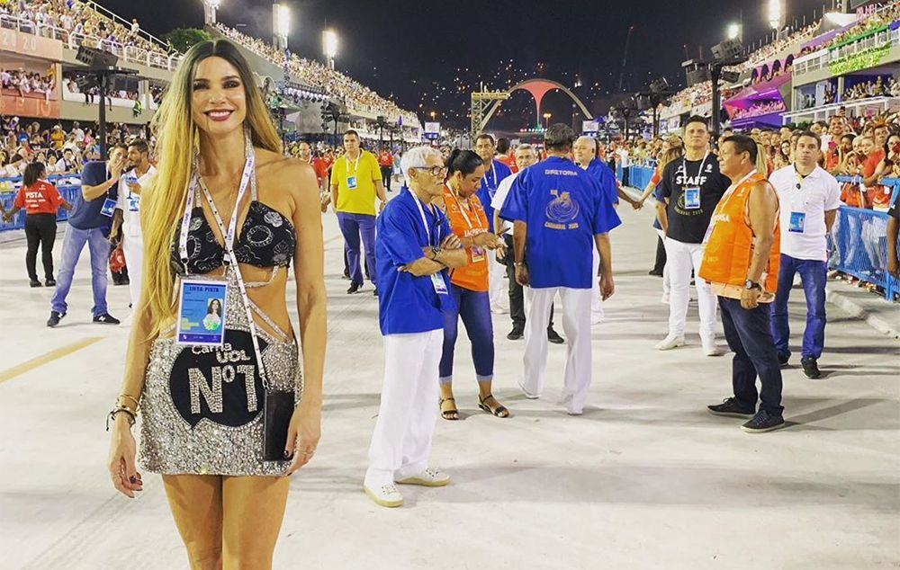 Looks de Luciana Gimenez no Carnaval custaram R$ 280 mil