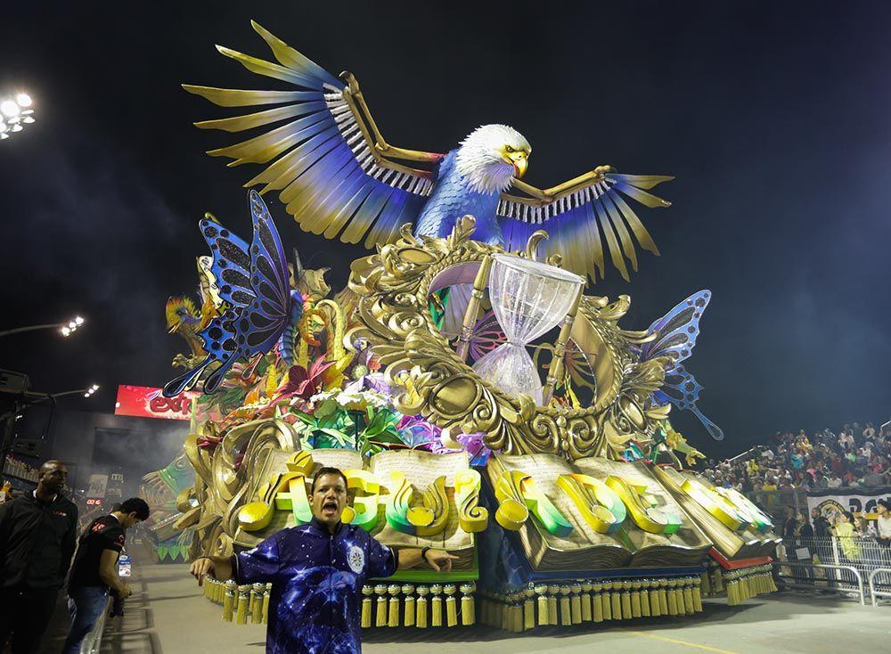 Desfile das Campeãs de São Paulo será no sábado; veja a ordem