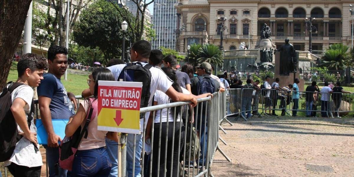 Imagem mais compartilhada Pesquisa mostra que 62% dos brasileiros tiveram emprego ou fonte de renda prejudicados pela pandemia
