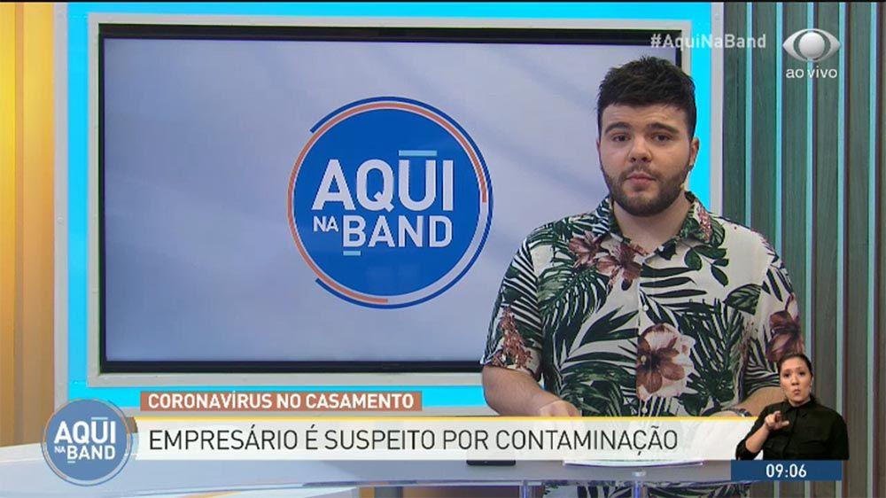 Governo da Bahia vai processar empresário que viajou infectado