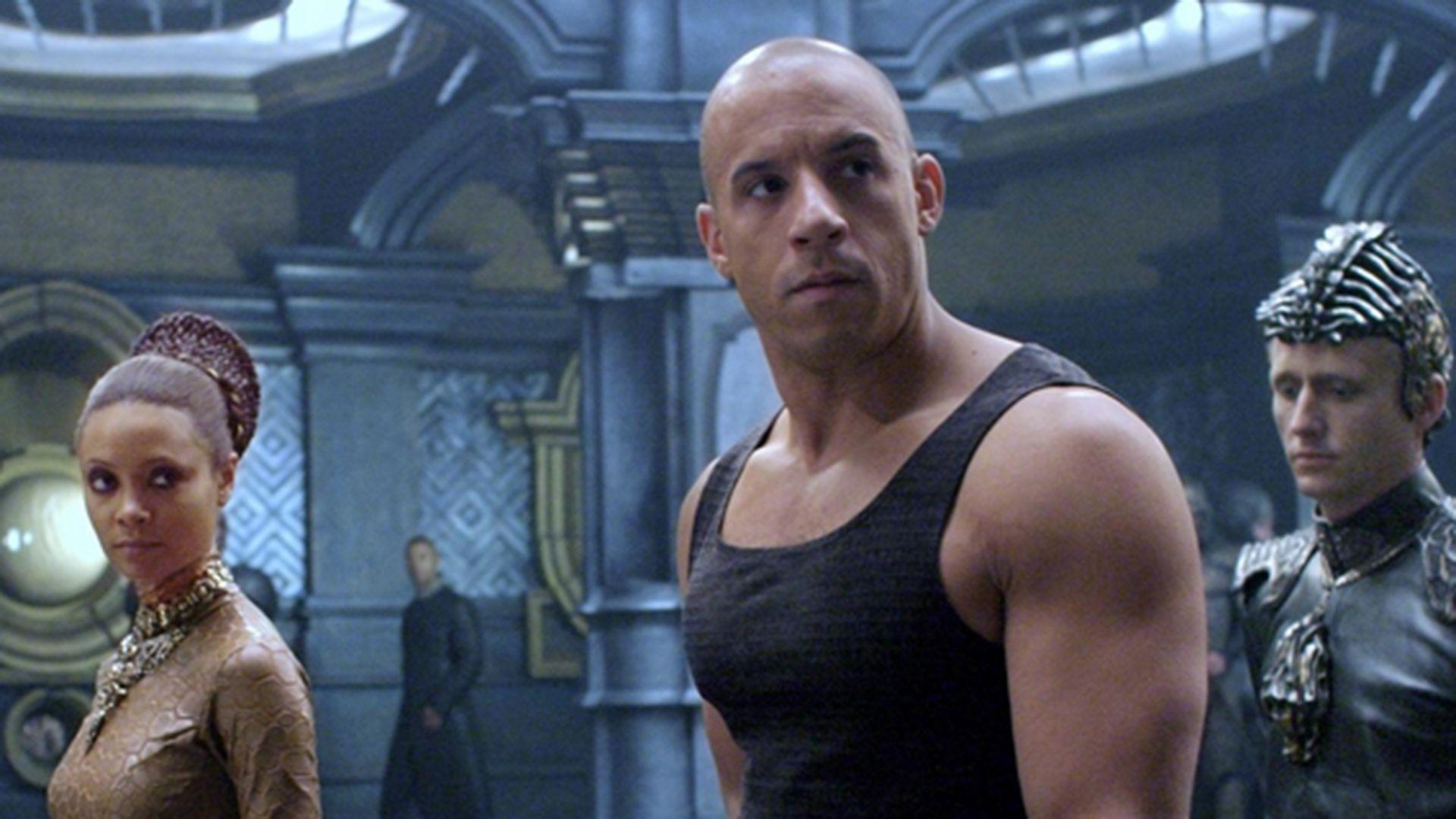 Noite de ficção científica na Band com A Batalha de Riddick ...