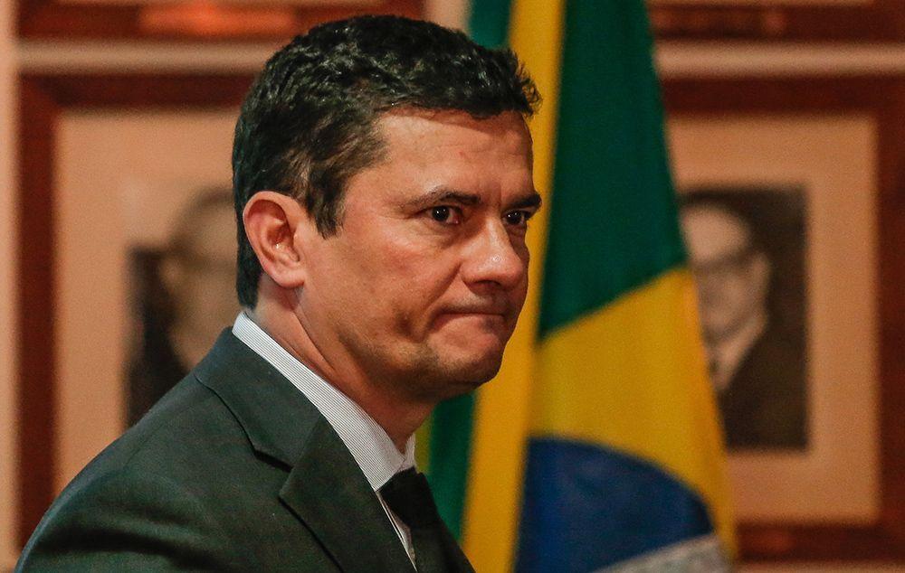 """Moro critica retirada de sigilo de conversas com Deltan: """"Incessantes tentativas de anular condenações"""""""