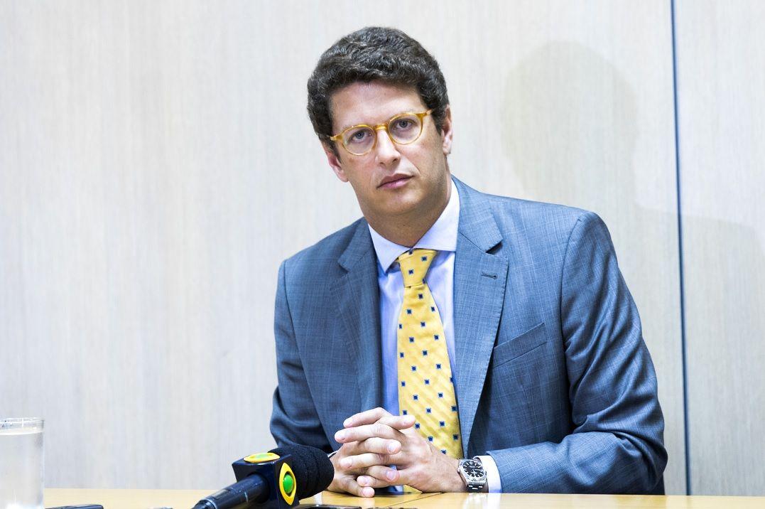 Brasil vai ter reuniões semanais com os EUA para discutir questões climáticas, diz Ricardo Salles