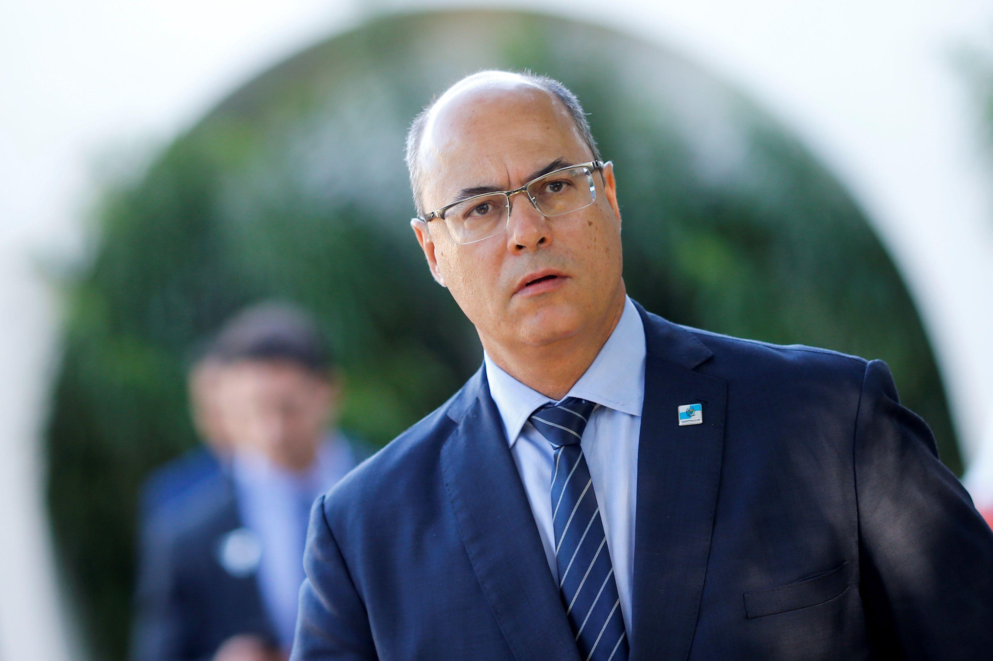 Governador do Rio de Janeiro, Wilson Witzel, volta a criticar ...