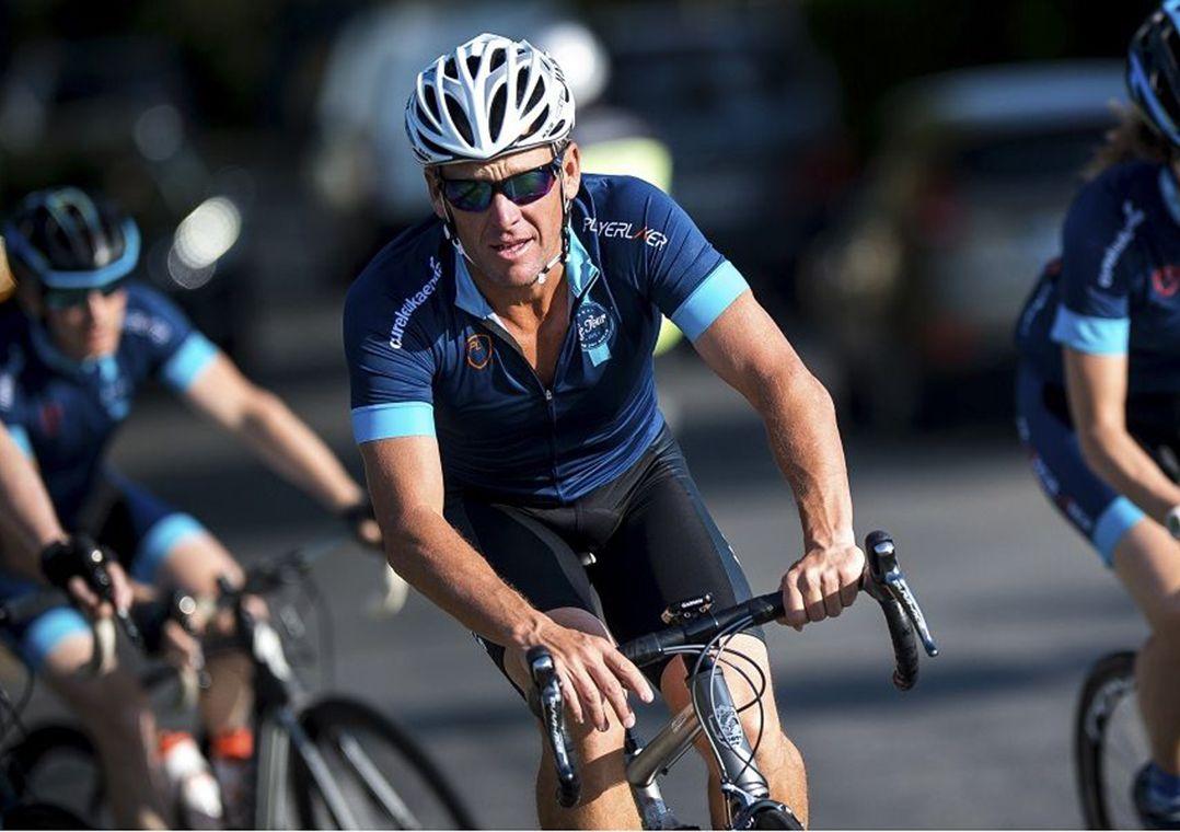 Ex-ciclista Lance Armstrong admite o uso de drogas desde os 21 ...