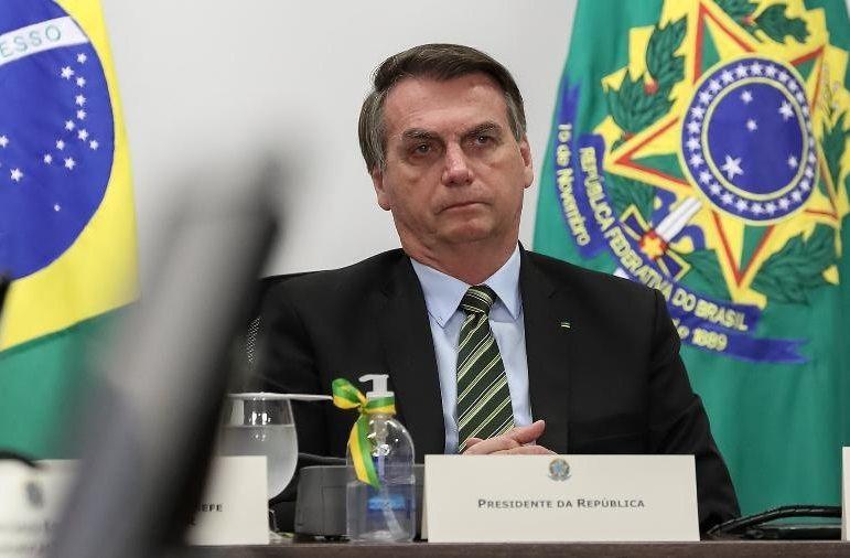 Bolsonaro afirma que não vai mais conversar com Witzel