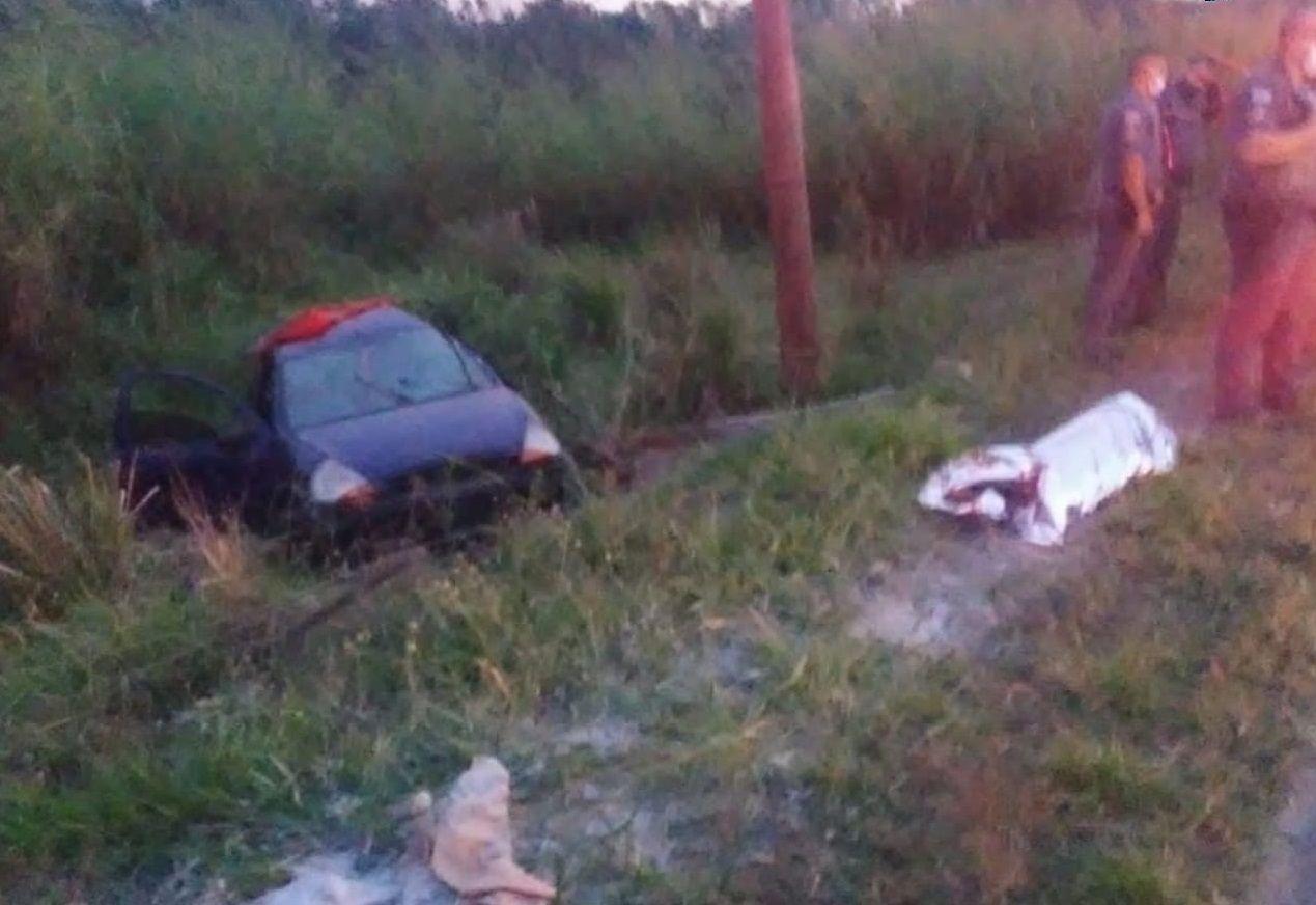 Motorista morre após capotar o carro em São José dos Campos