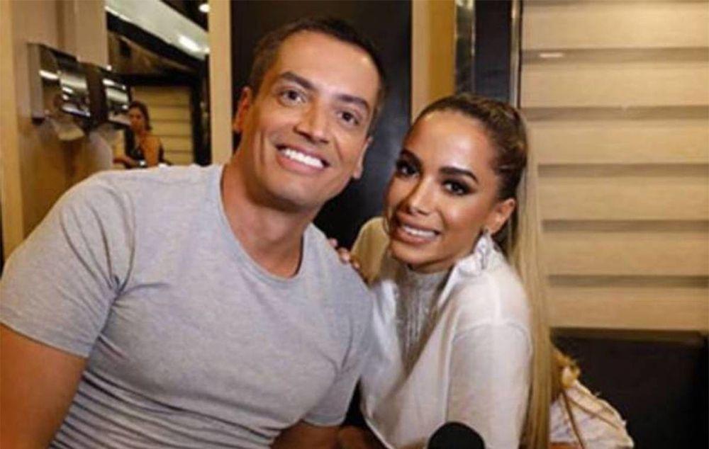 Anitta revela que é ameaçada por Léo Dias há anos e jornalista rebate