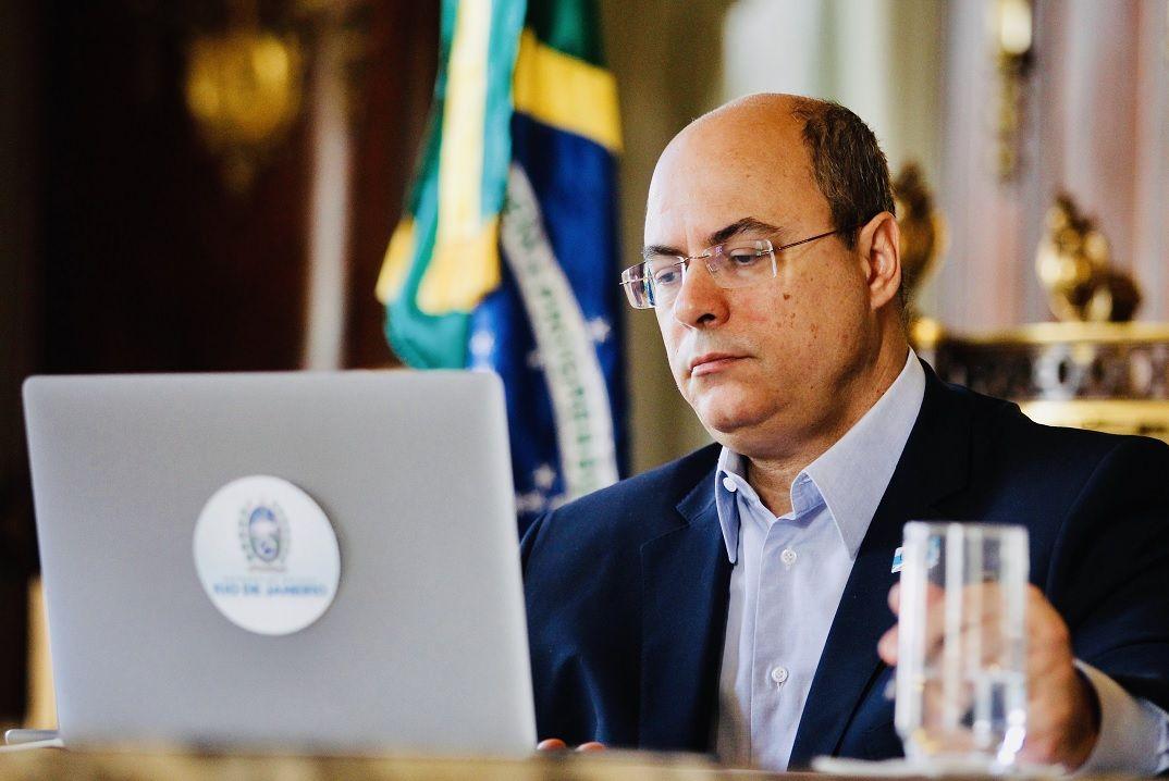 STF nega recurso de Witzel que pedia suspensão de processo de impeachment