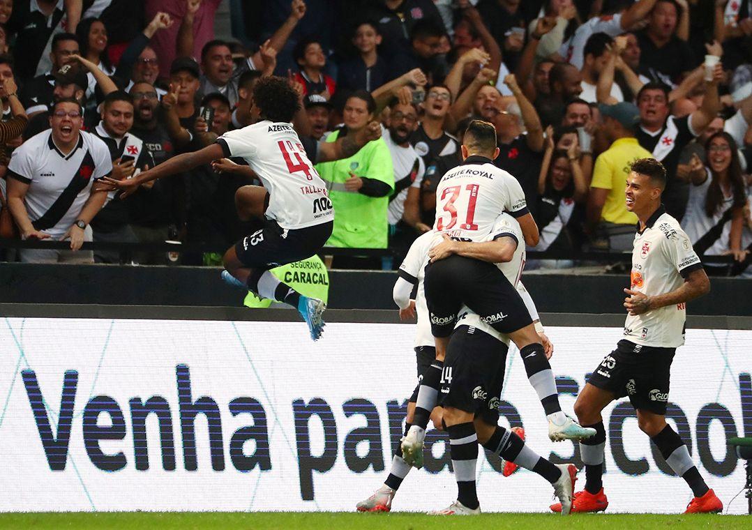 Jogadores do Vasco testam positivo para covid-19