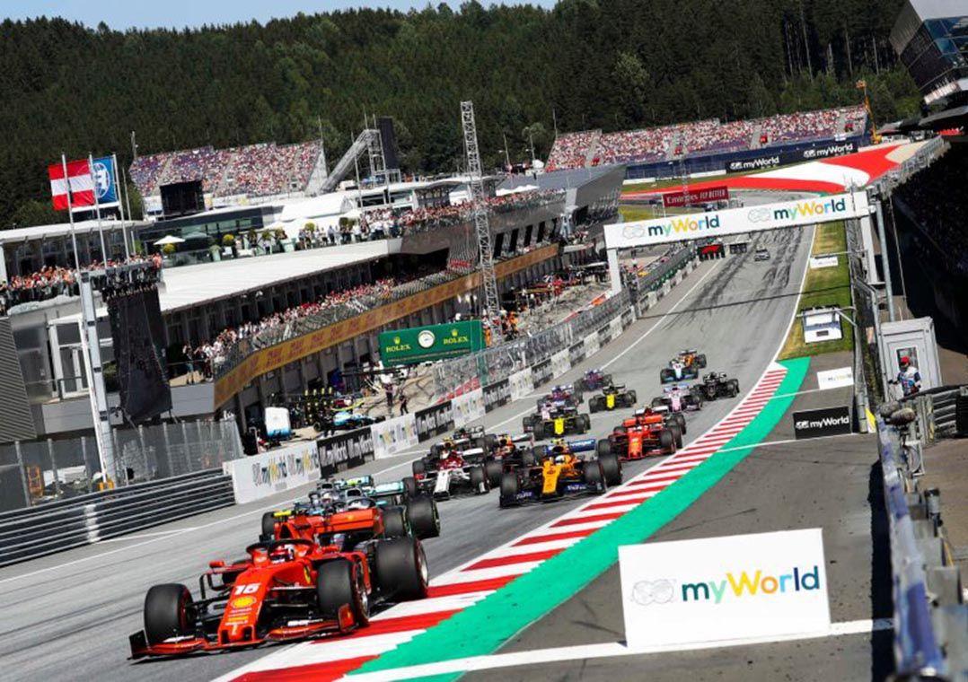 F1 anuncia as oito primeiras provas da temporada 2020
