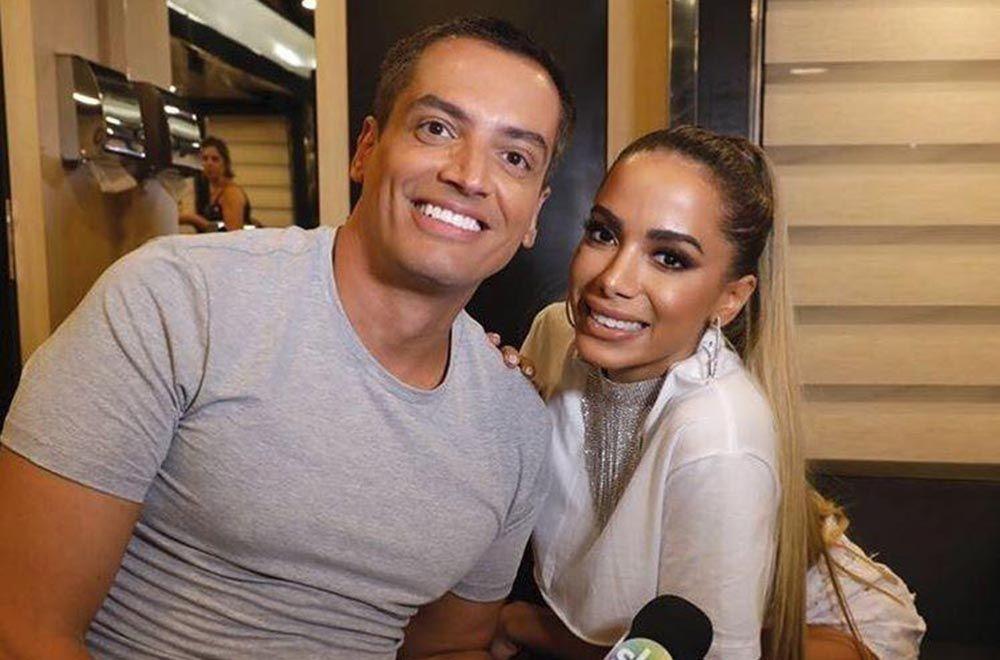 """Leo Dias sobre briga com Anitta: """"Me chame de tudo, menos de mentiroso"""""""