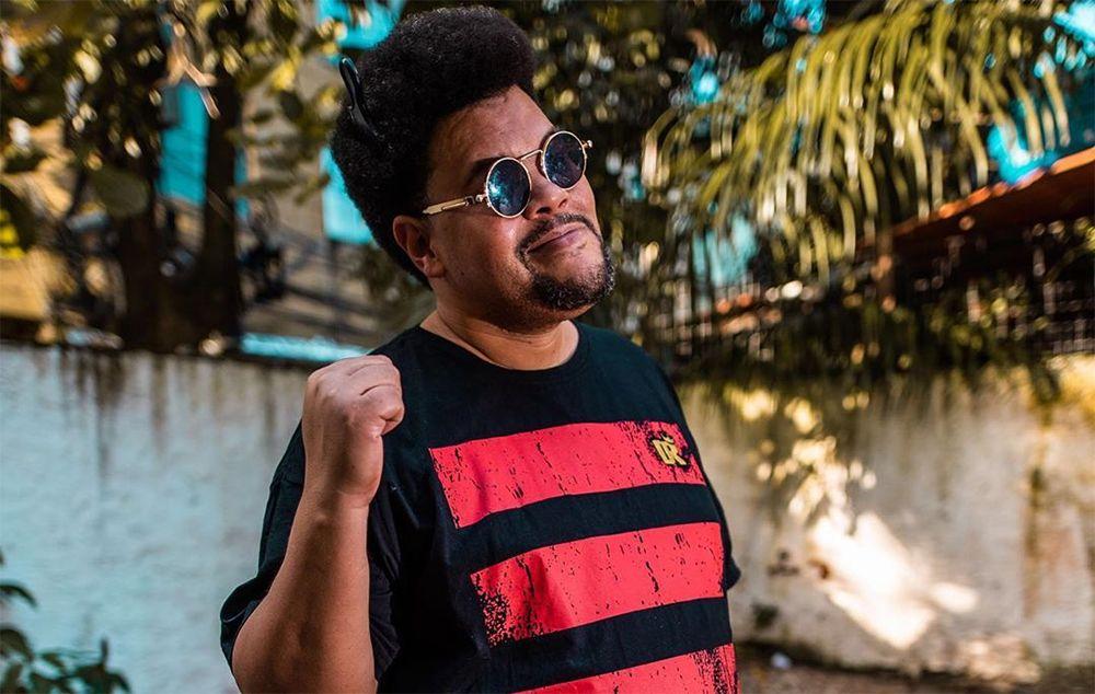 Babu Santana divulga playlist com mais de 7h de artistas negros