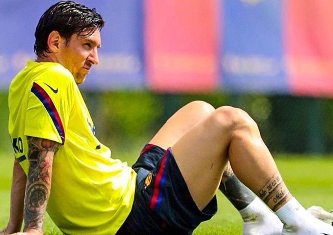Messi sofre lesão e preocupa o Barça a uma semana da volta do Espanhol