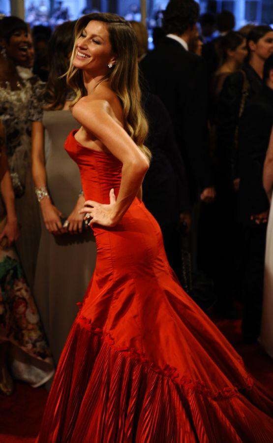 Gisele Bündchen foi a modelo mais bem paga em 2010