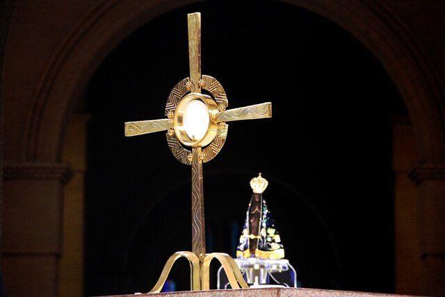 Santuário Nacional celebra Corpus Christi sem presença de fiéis