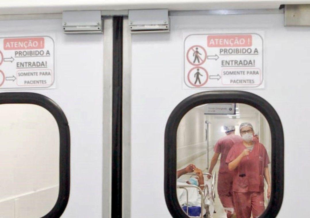 Imagem mais compartilhada Áudios revelam fiscais sendo orientados a fazer vista grossa em hospitais de SP