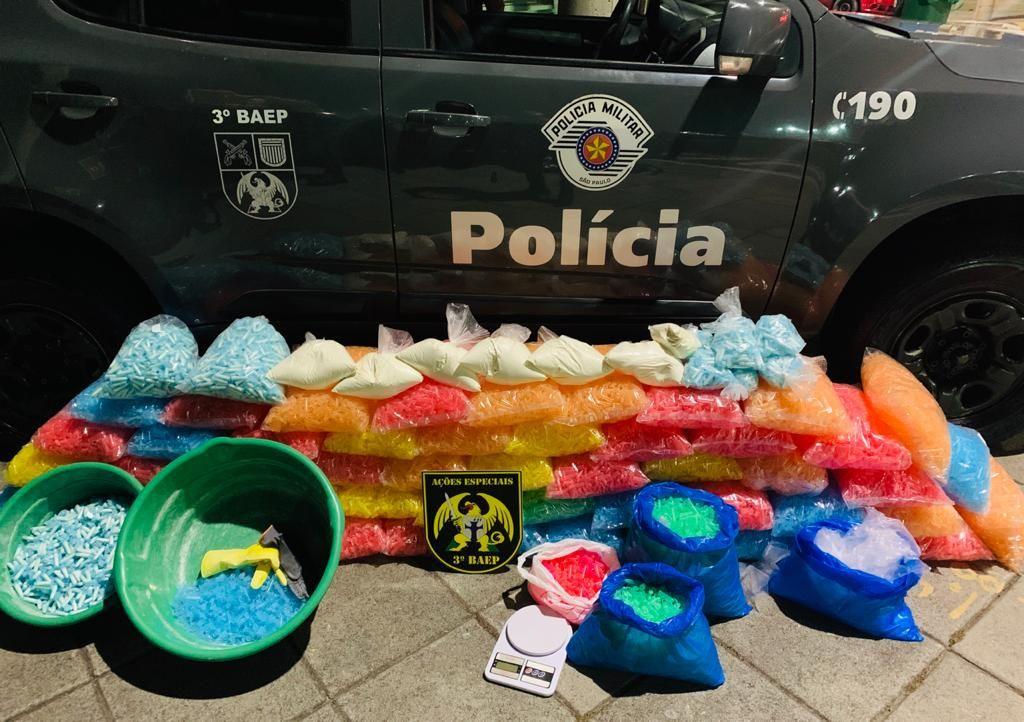 Homem é preso com 14 quilos de cocaína em São José dos Campos