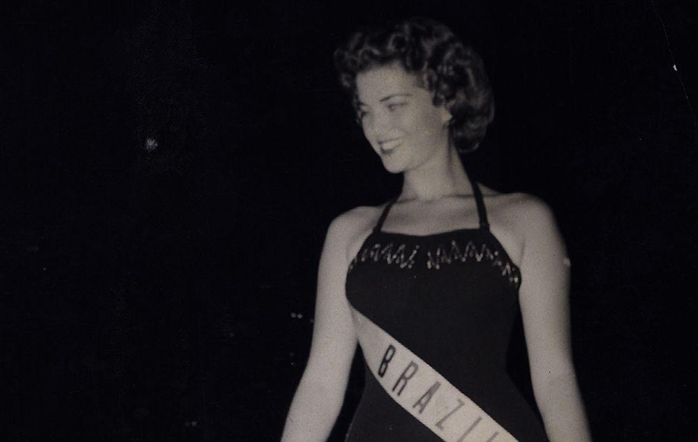 Morre a primeira Miss Brasil, Martha Rocha, aos 87 anos