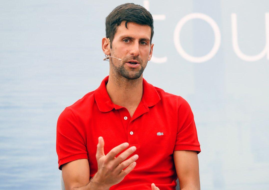 Djokovic rebate críticas e não garante presença no US Open