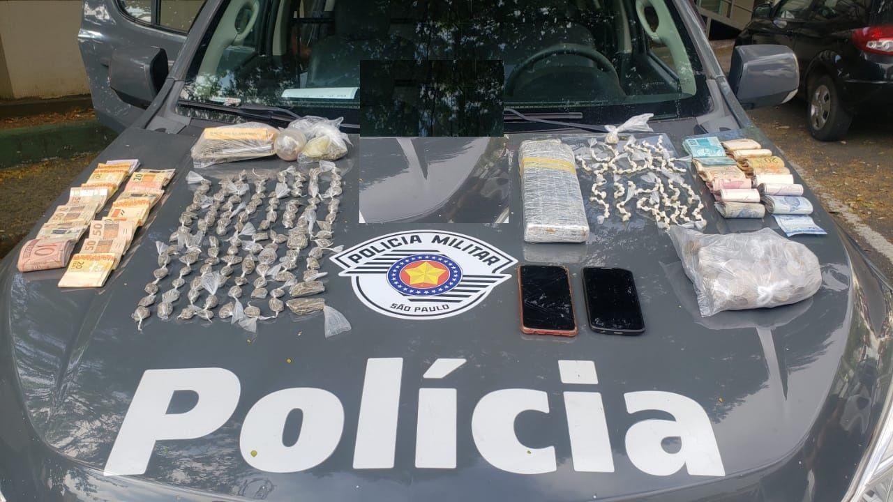 / Divulgação/Polícia Militar