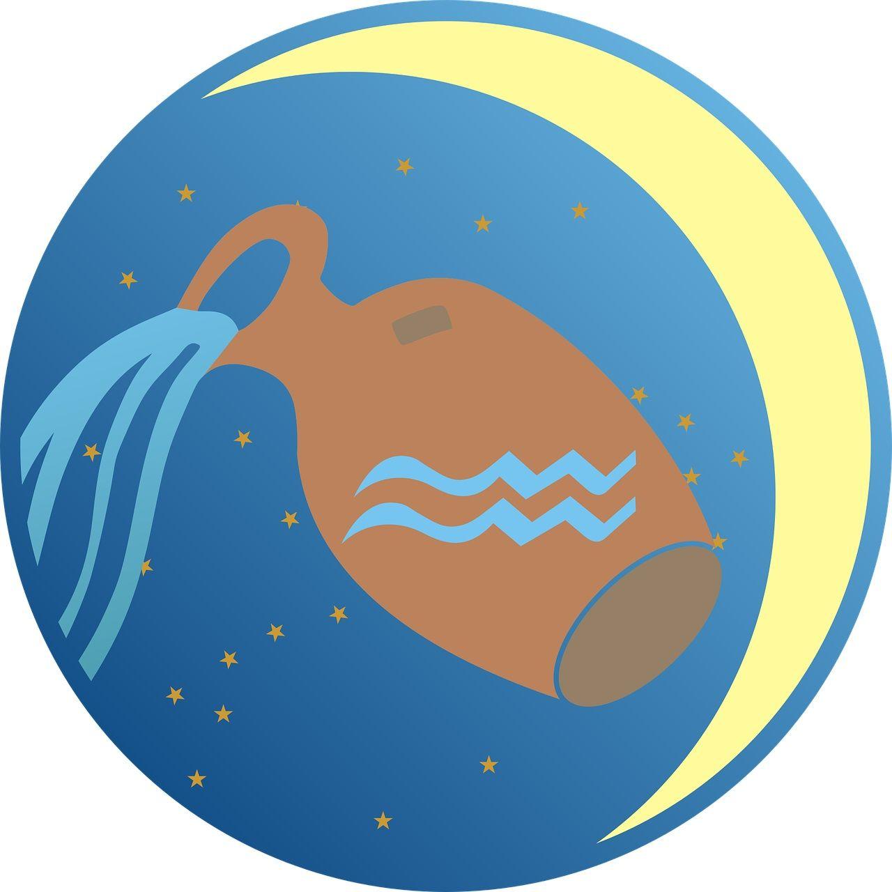 Signo de aquário
