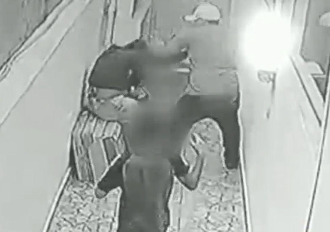 Homem é preso após bater em mulher em São Paulo