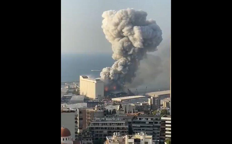 Imagem mais compartilhada Explosões deixam dezenas de mortos e mais de 2.500 feridos no Líbano