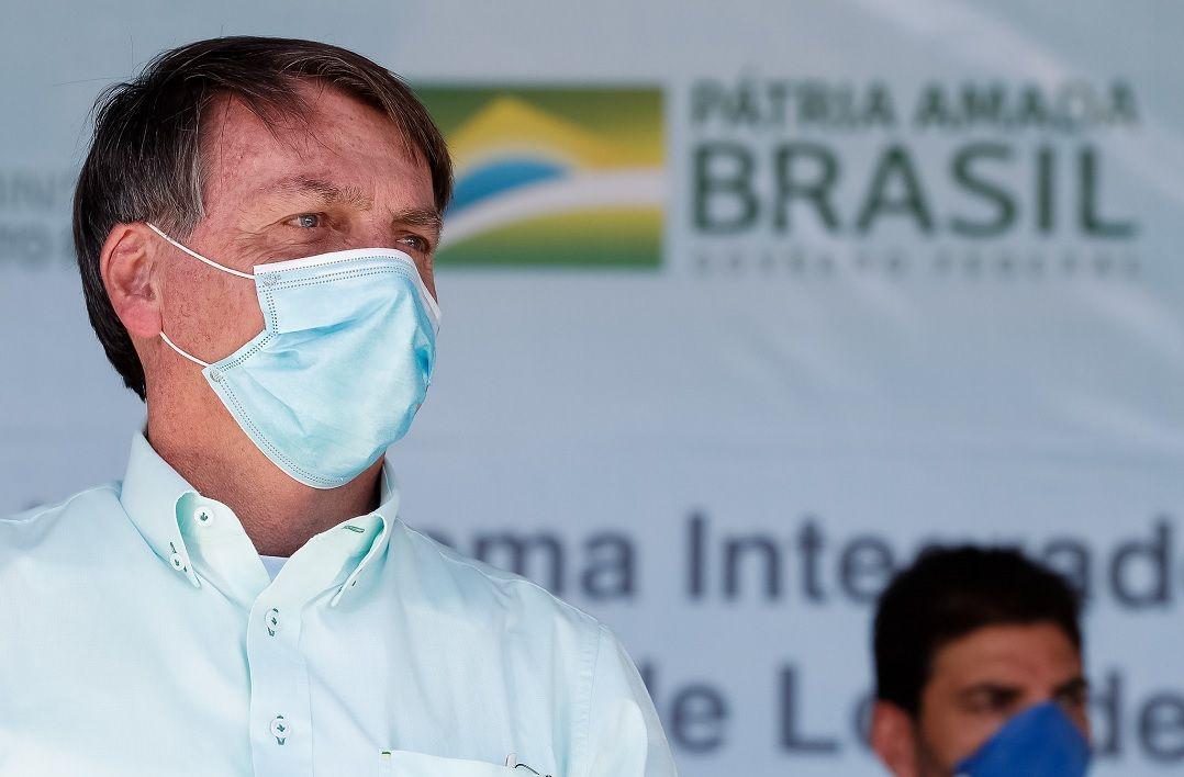 Imagem mais compartilhada Bolsonaro sanciona MP que dá ao governo poder de restrição para circulação de pessoas e bens