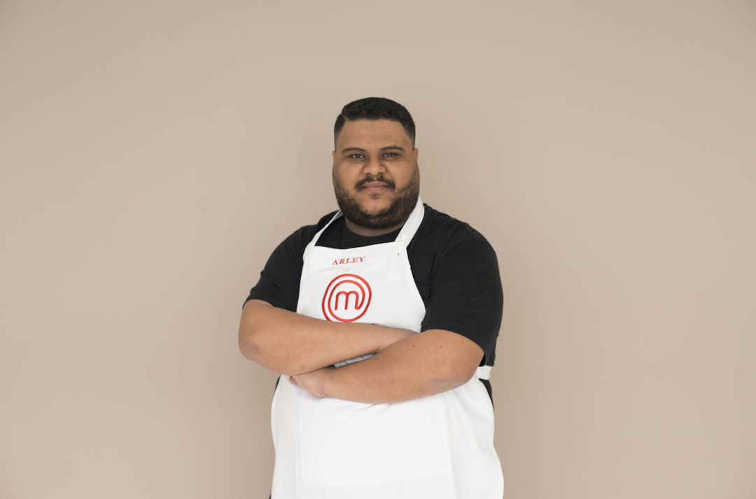 Arley é participante do MasterChef 2020