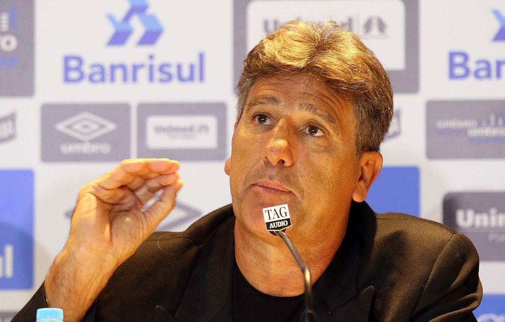 Renato Gaúcho critica CBF na flexibilização de testes para covid-19