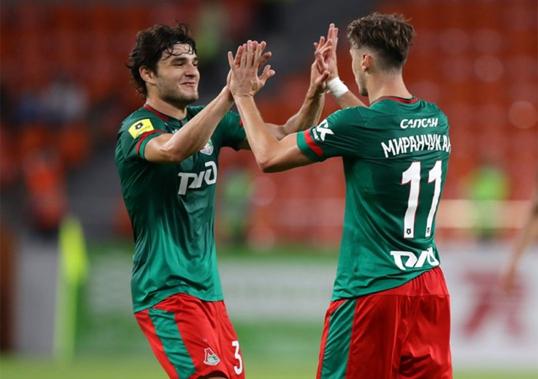 Bandsports exibe Rubin Kazan x Lokomotiv Moscou nesta terça