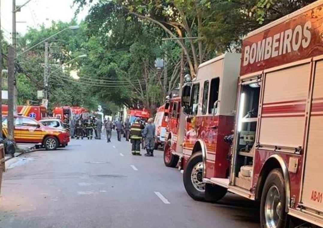 Imagem mais compartilhada Ataque químico deixa quatro pessoas intoxicadas em bairro nobre de São Paulo