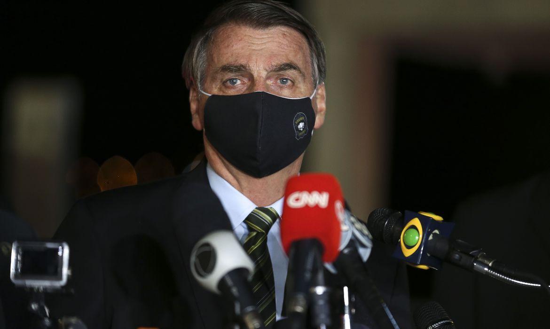 Imagem mais compartilhada Poder Data: avaliação positiva do governo Bolsonaro sobe de 45% para 52%