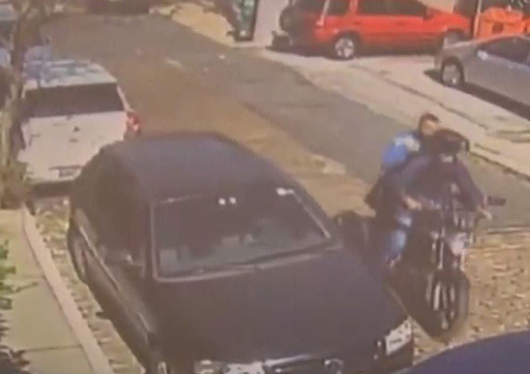 Imagem mais compartilhada Homem é baleado na cabeça em assalto em São Paulo