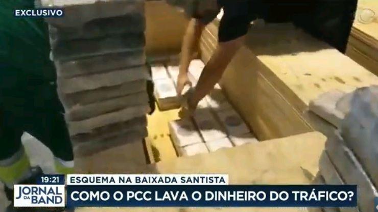 Só no primeiro semestre do ano, foram apreendidas em portos brasileiros 27 toneladas de cocaína