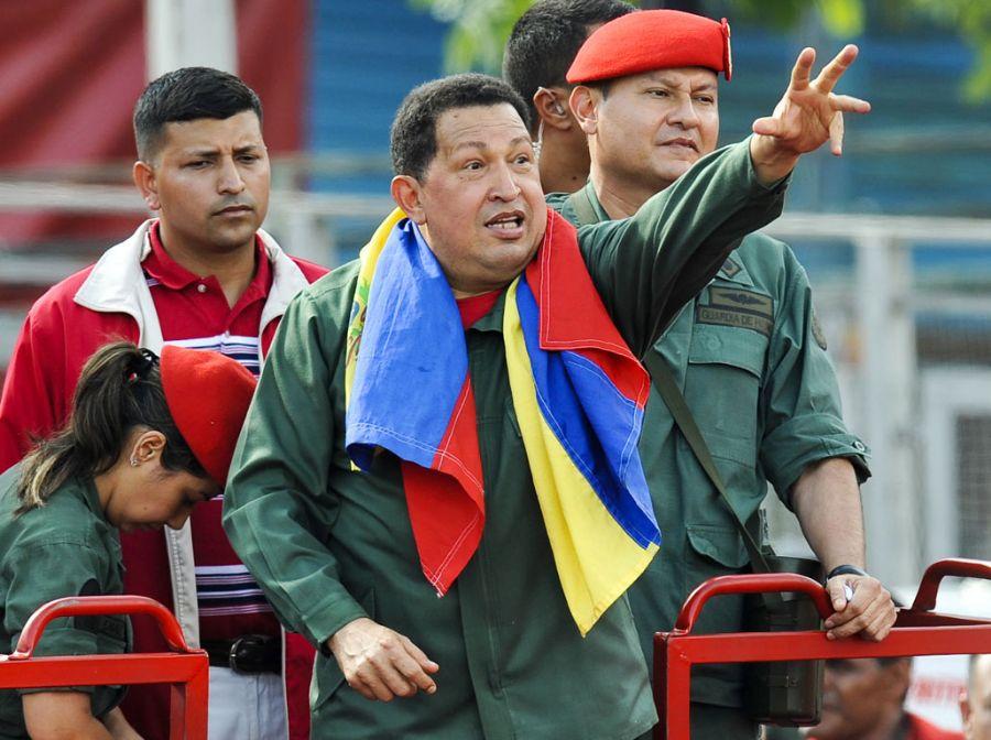 Chávez marcará uma nova data para sua visita