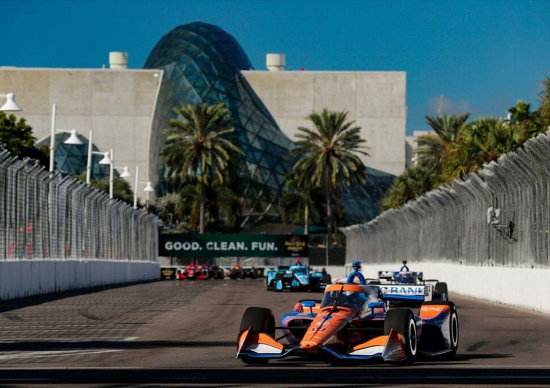 Dixon conquista o hexa da Indy; Newgarden vence GP de São Petersburgo