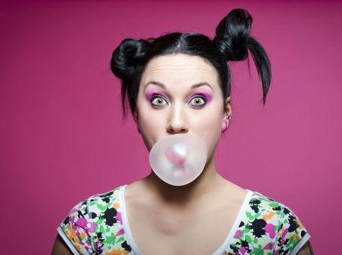Saiba mais sobre a goma de mascar / Foto: Reprodução/Shutter
