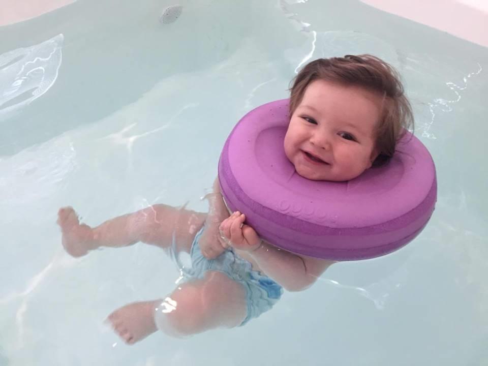 Show de fofura: spa para bebês encanta internet