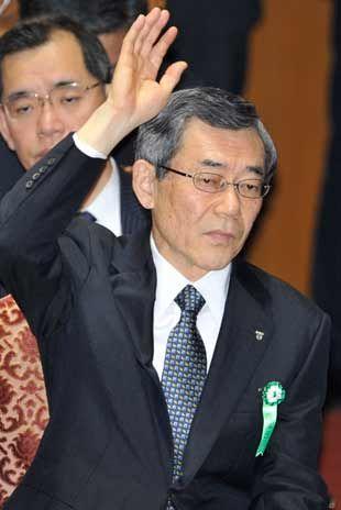 Masataka Shimizy deixou a presidência após prejuízos financeiros