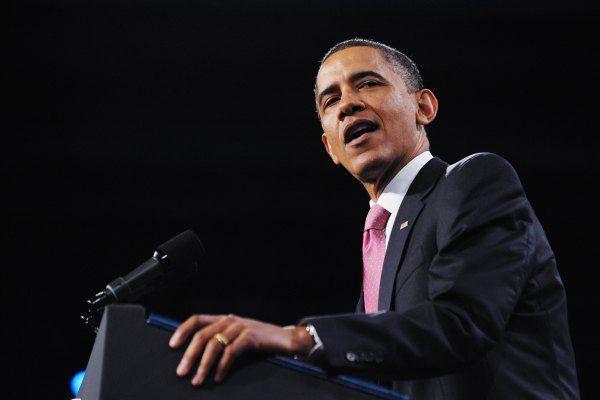 Obama disse que não se pode esperar que um país negocie com uma organização terrorista que jurou a sua destruição