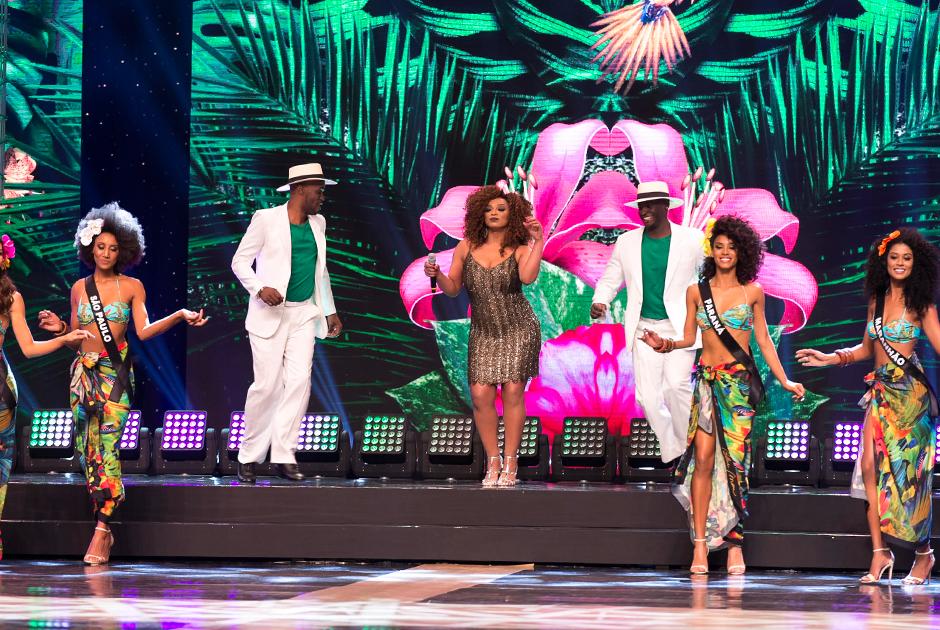 Confira o desfile de biquíni do Miss Brasil 2016