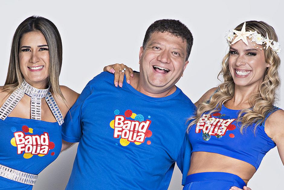 Juliana Guimarães, Betinho e Lígia Mendes