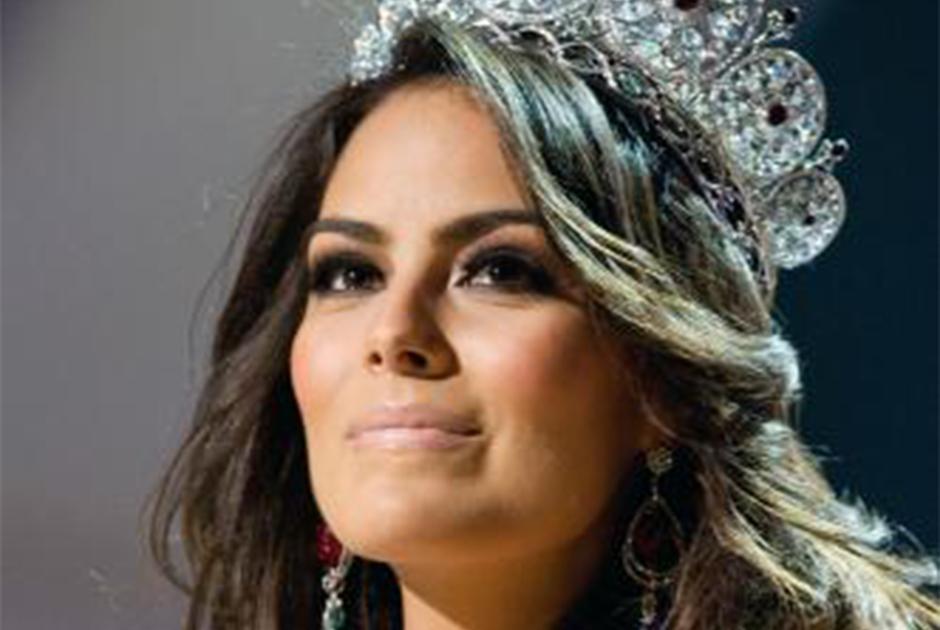 Em 2010, Jimena Navarrete , do México foi a vencedora.