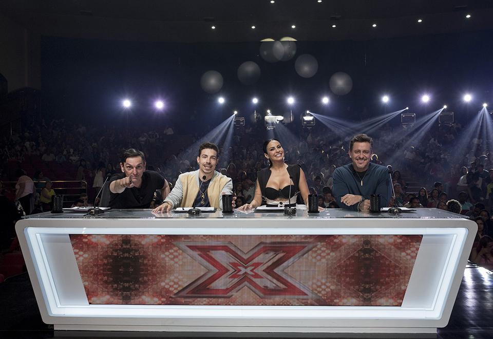 Veja os bastidores das audições do X Factor