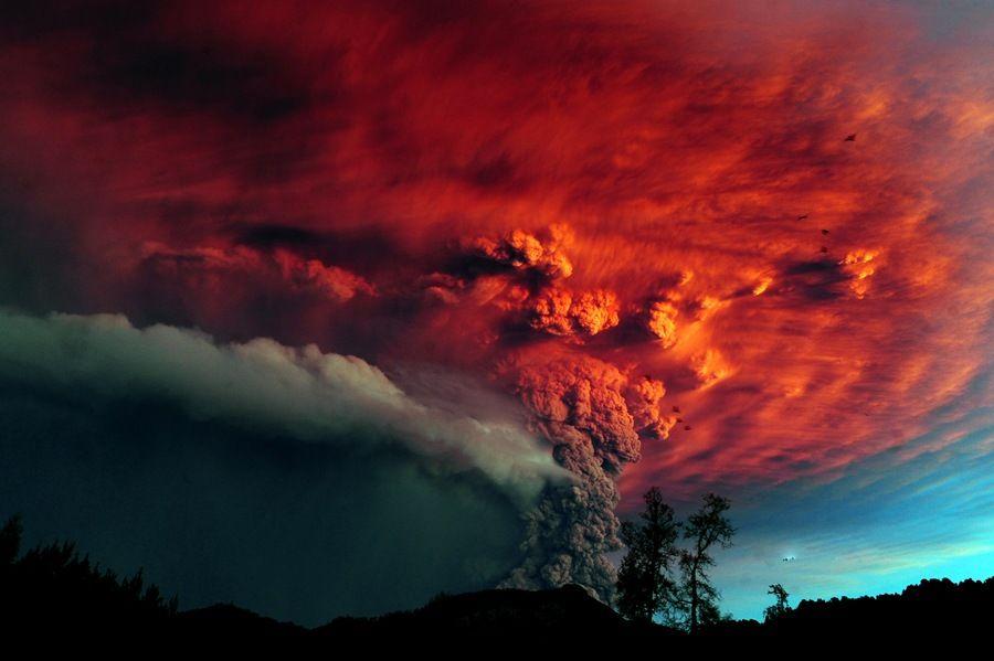 As cinzas do vulcão Puyehue não vão impedir que as partidas sejam disputadas sejam disputadas neste fim de semana