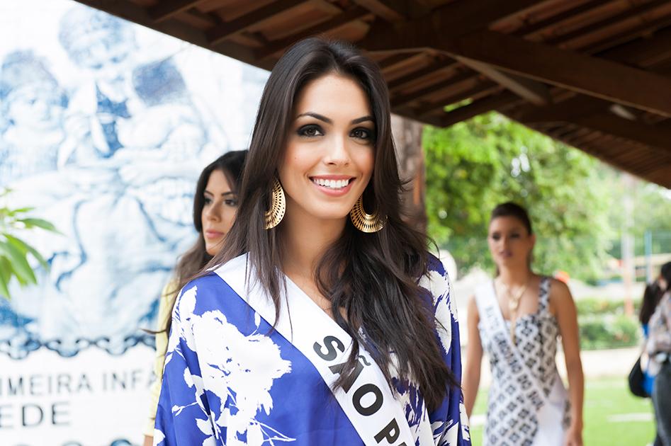 Miss S�o Paulo, Fernanda Leme