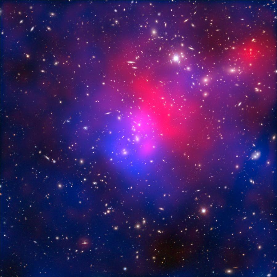 Brasileiros Participam De Estudo Sobre Aglomerados De Galaxias
